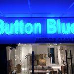 Объемные буквы - Button Blue